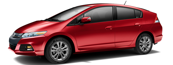 2013 Honda Insight #12