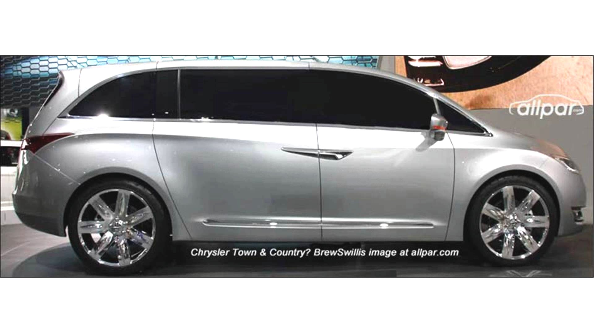 2016 Chrysler Town And Country #8