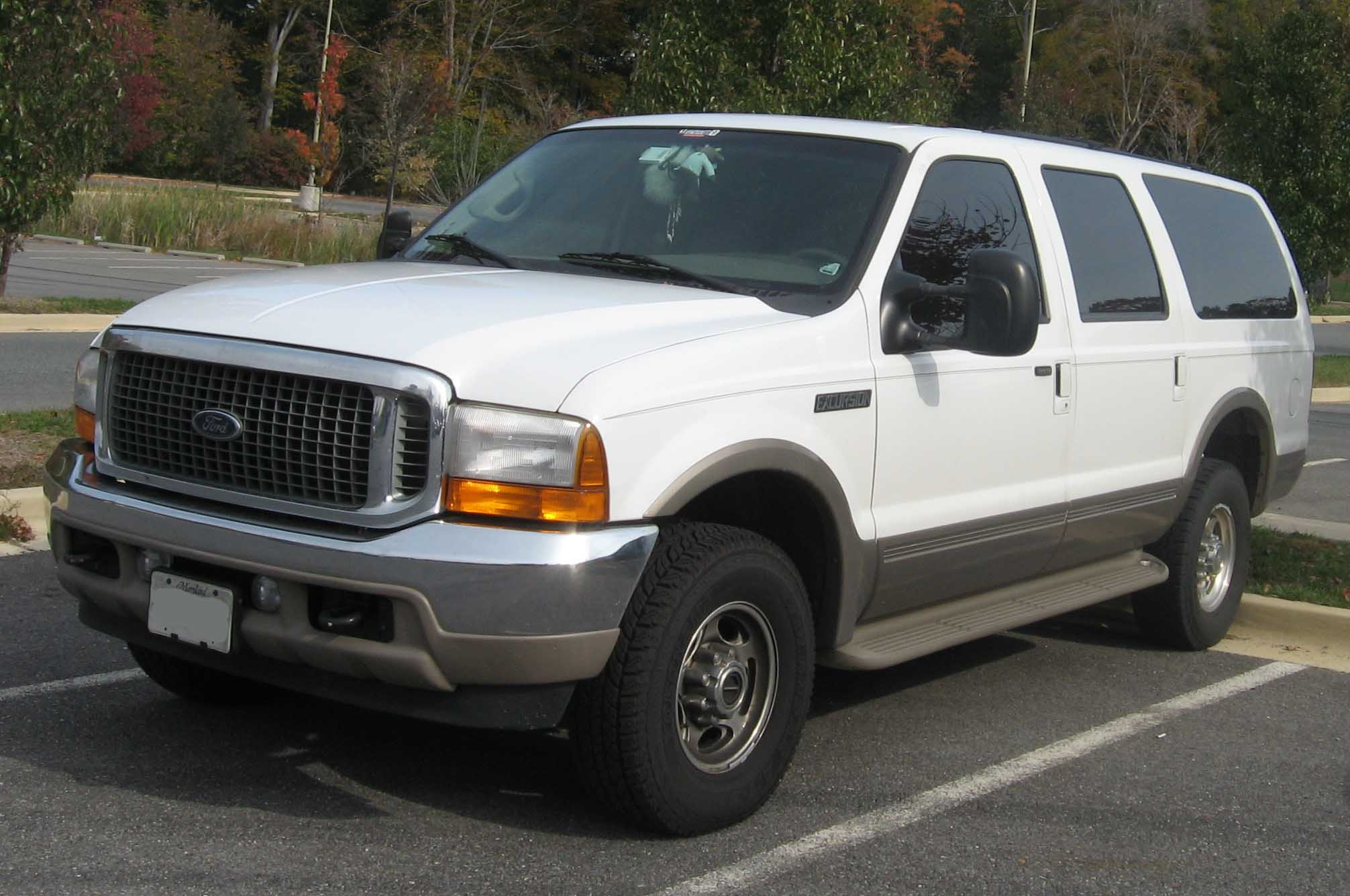2001 Ford Excursion #6