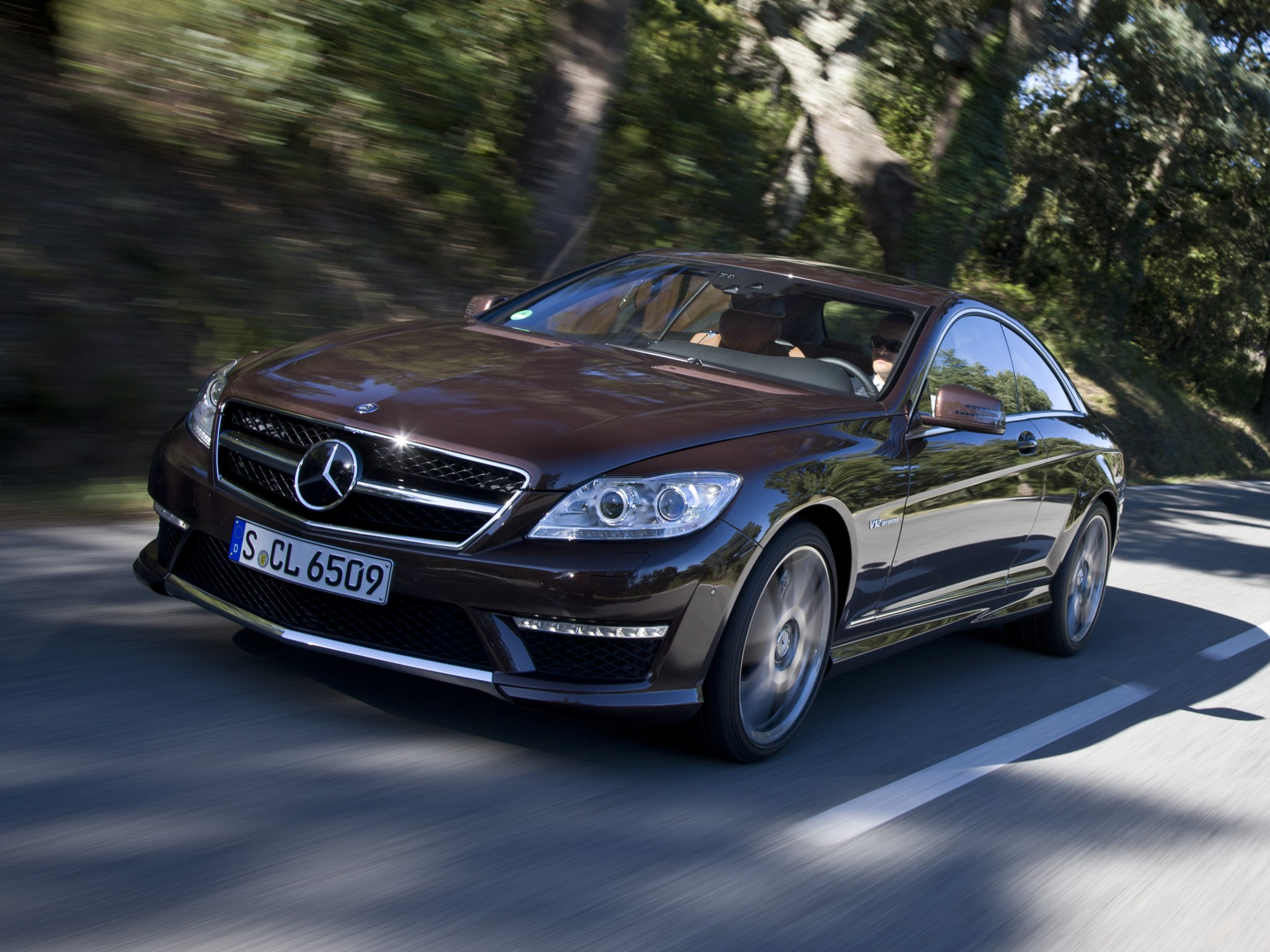 Mercedes-Benz CL #3