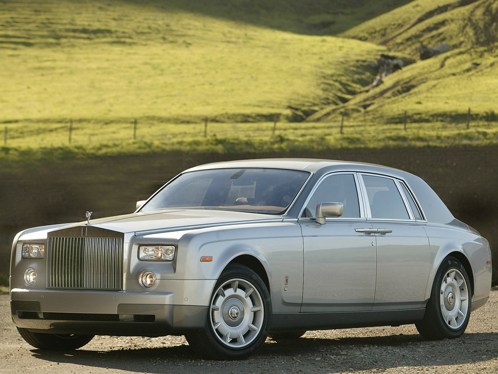 2004 Rolls royce Phantom #5