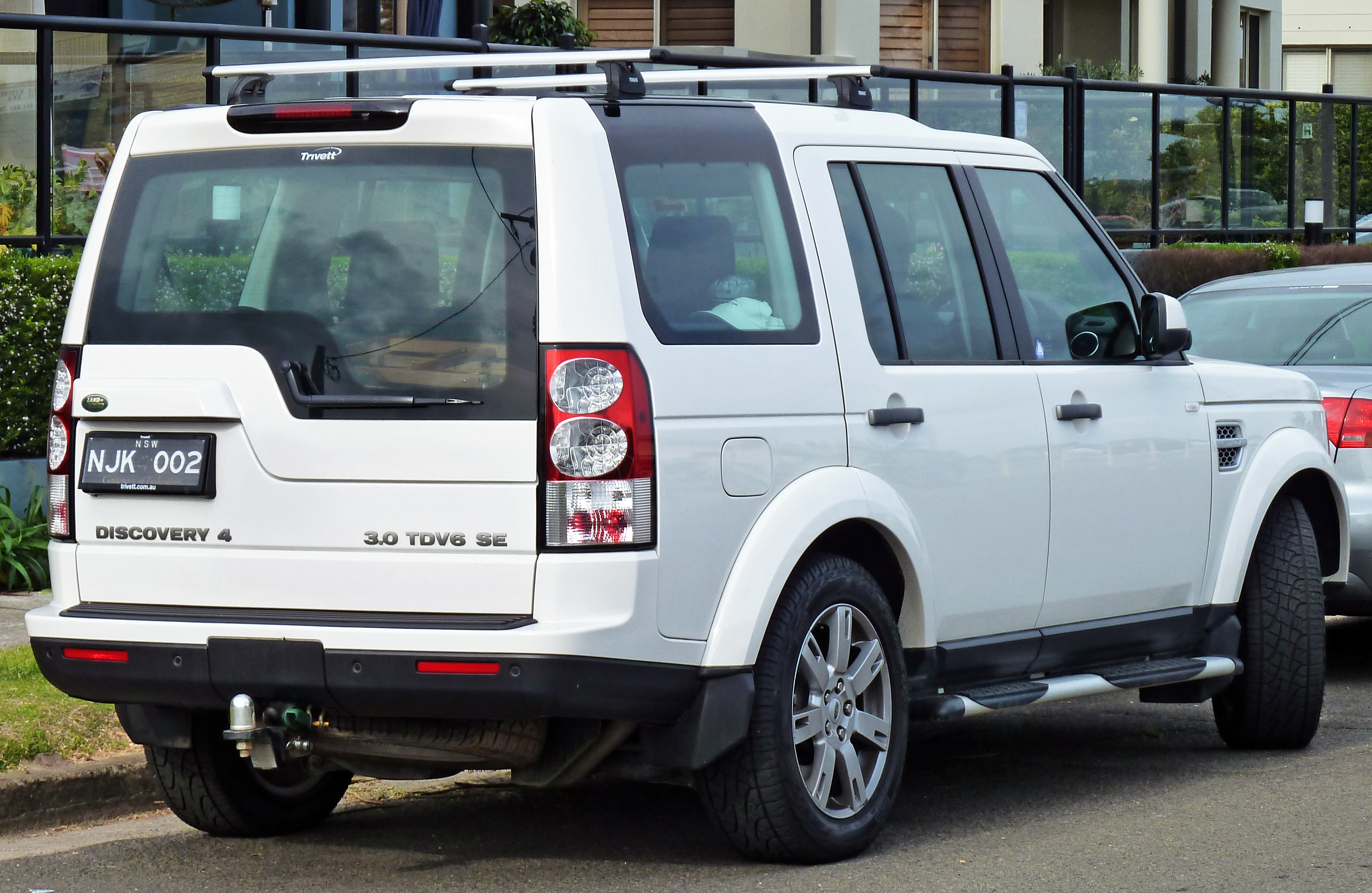 Land Rover Discovery #2