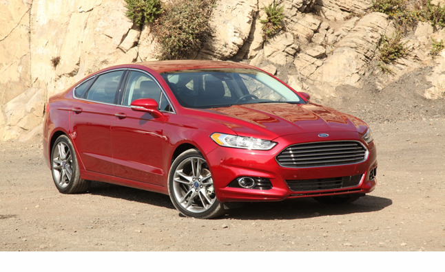 2013 Ford Fusion #7
