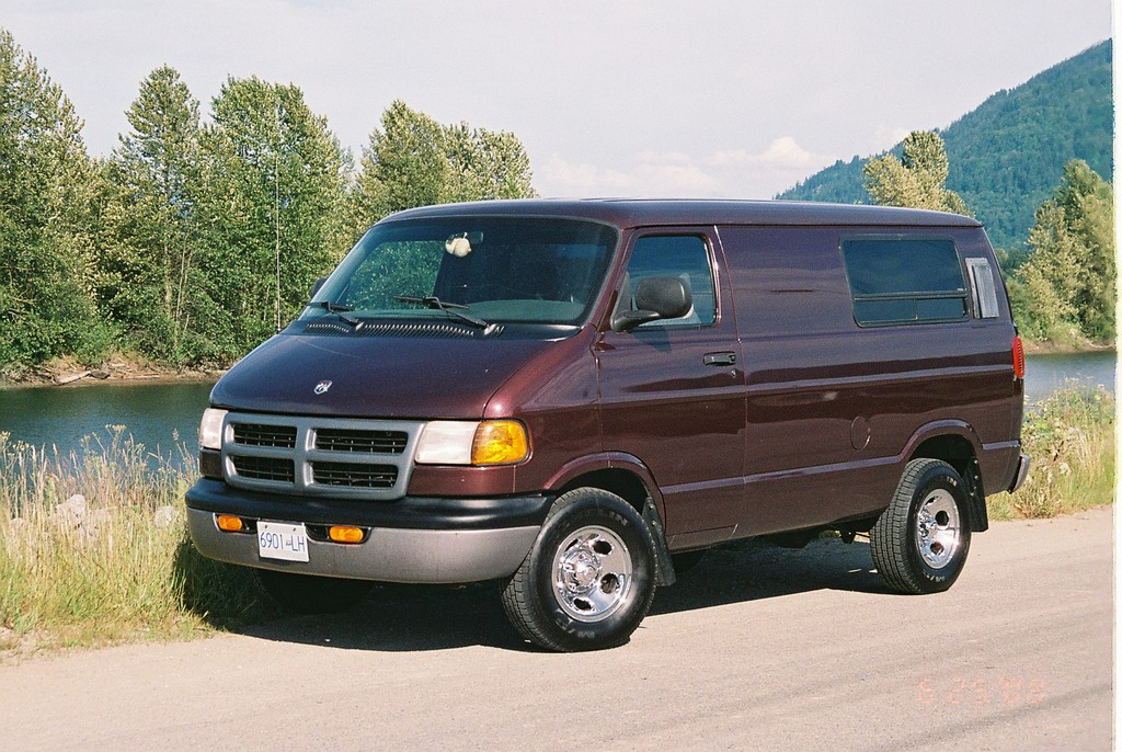 1998 Dodge Ram Van Photos Informations Articles