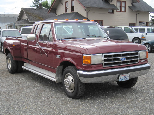 1990 Ford F-350 #14