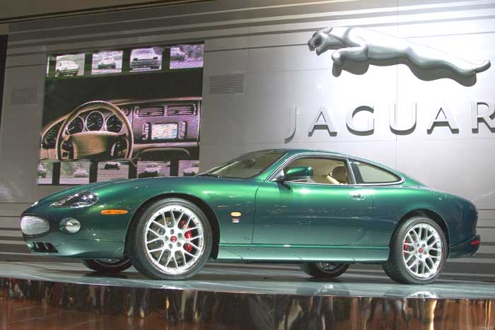 2005 Jaguar Xk-series #14