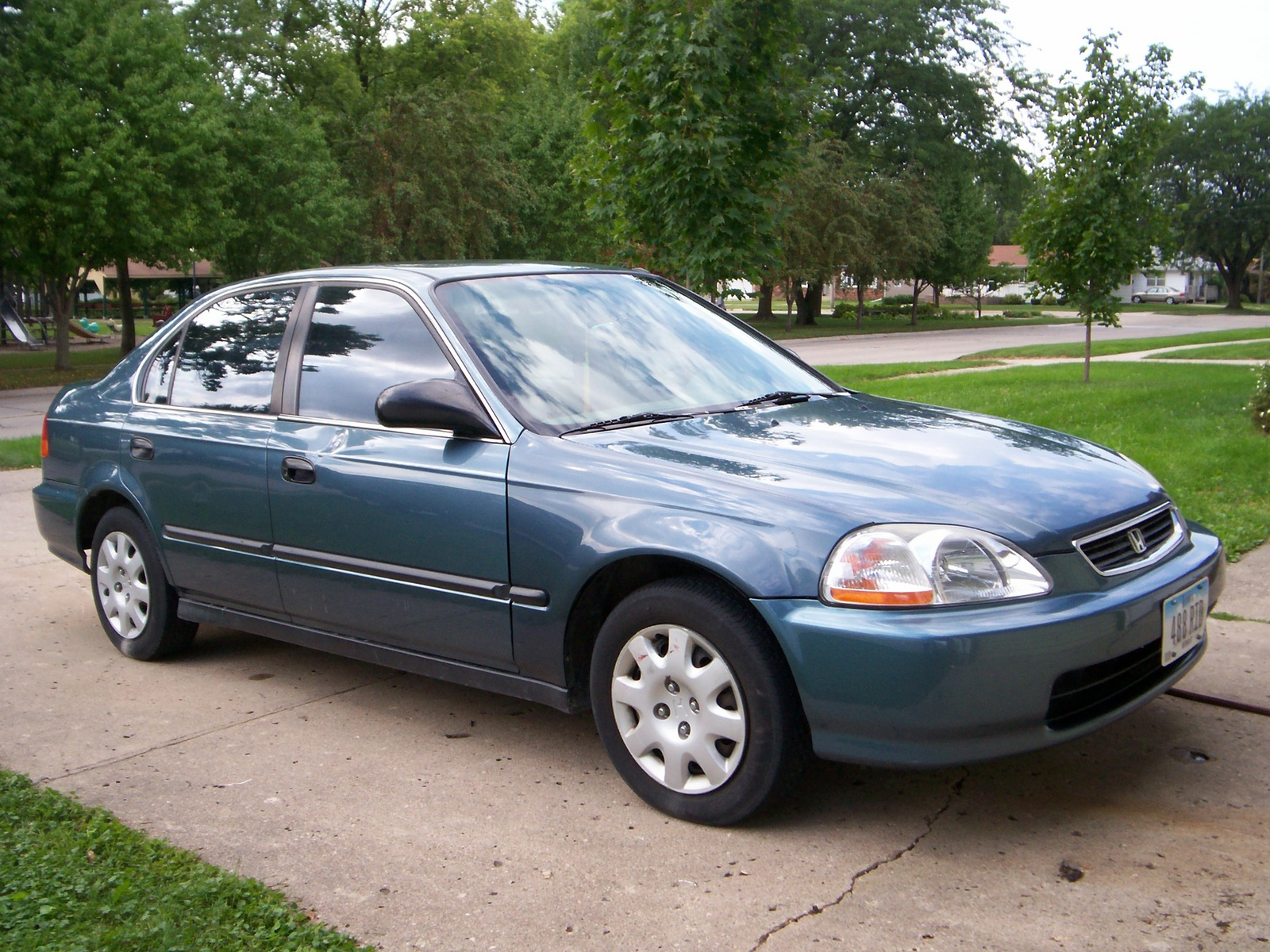 1998 Honda Civic #2
