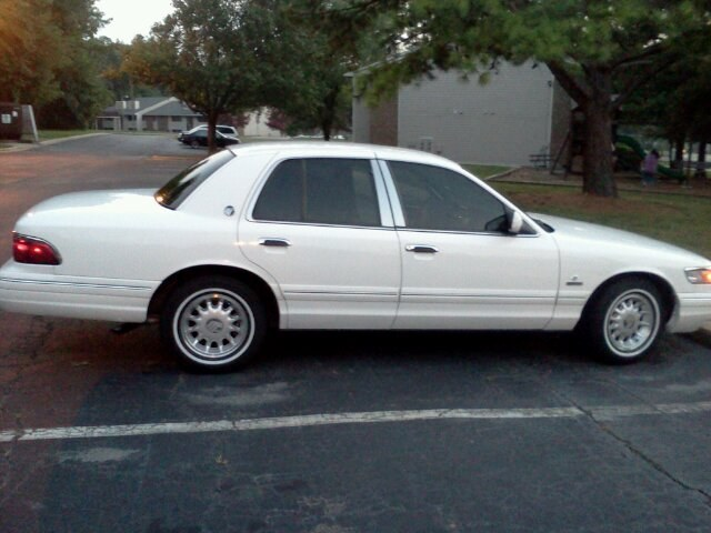 mercury grand marquis owners manual