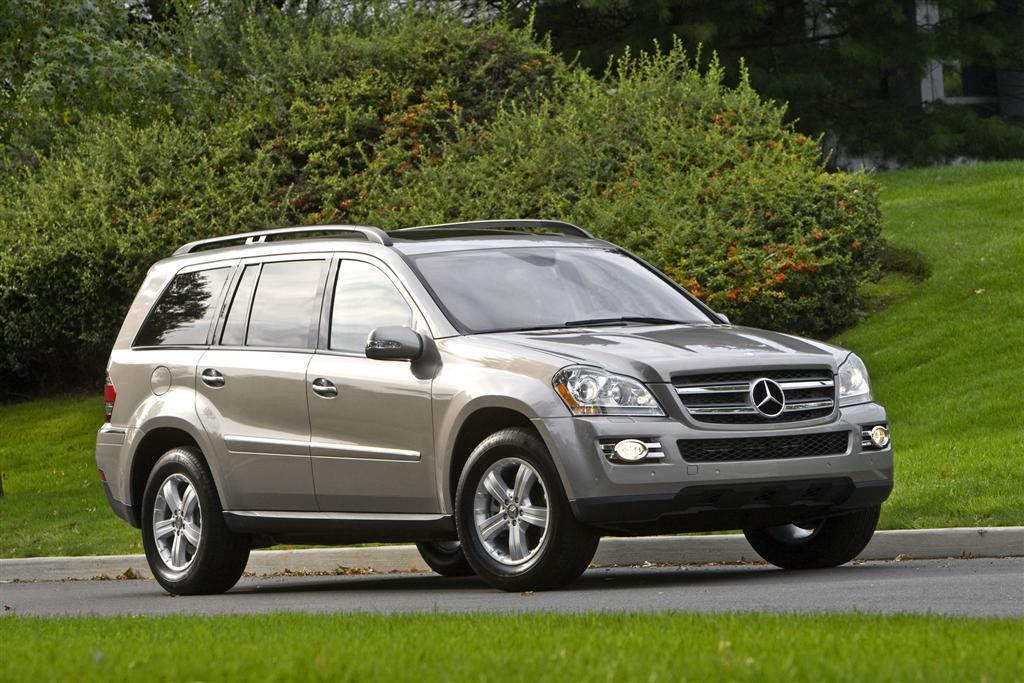 2008 Mercedes-Benz GL #8