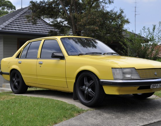 1982 Holden Commodore #7