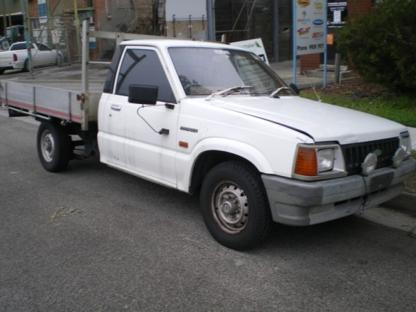 1991 Ford Courier #7