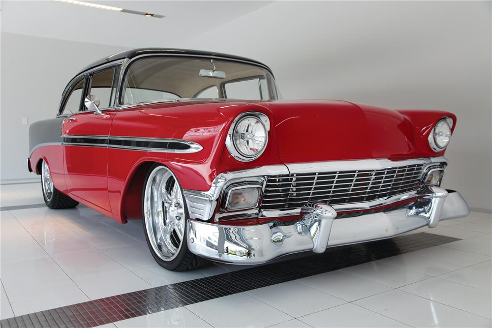 1956 Chevrolet Bel Air #16