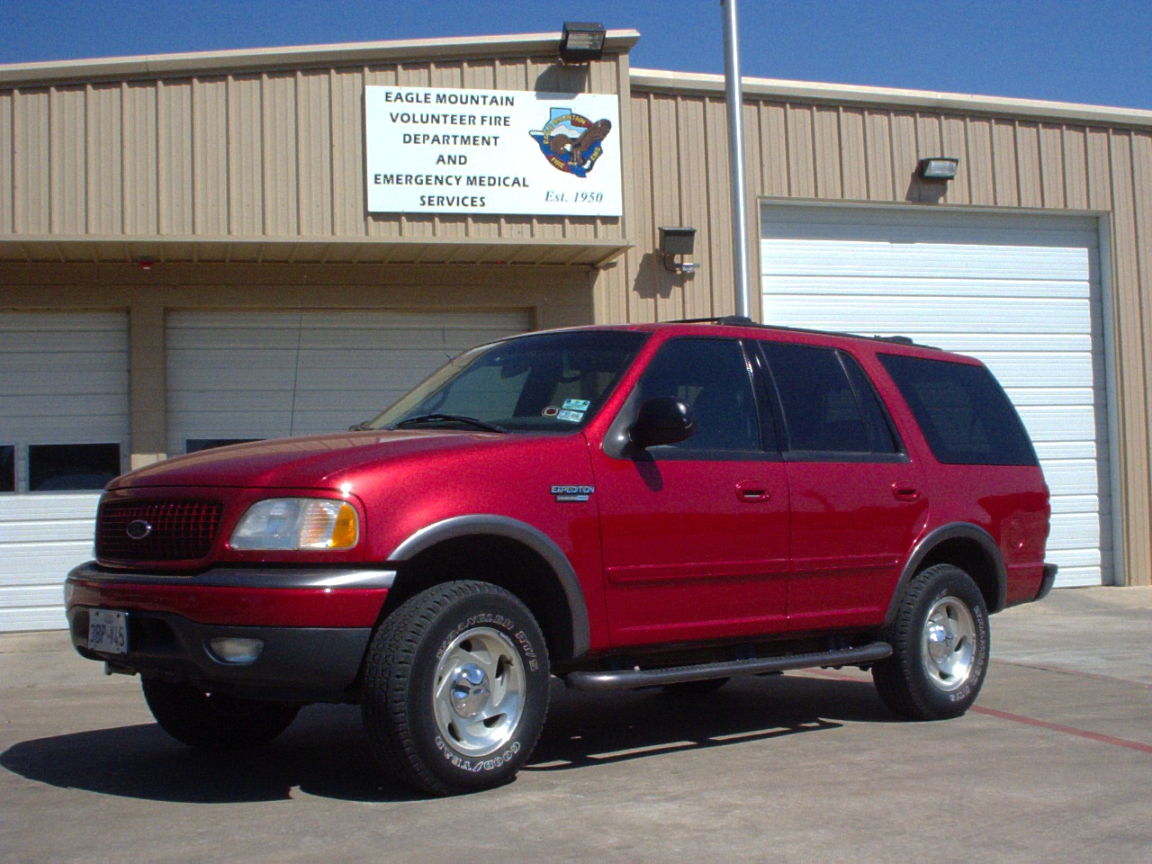 1997 Ford Expedition #12