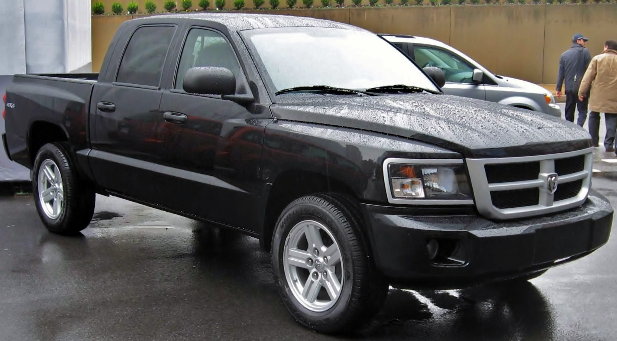 2009 Dodge Dakota #14