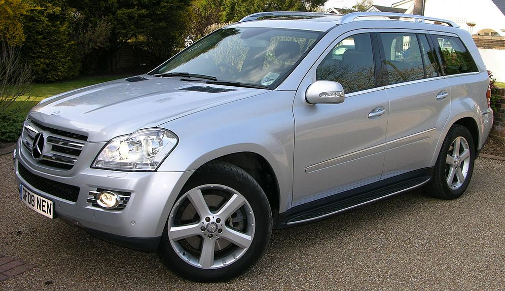 2008 Mercedes-Benz GL #7