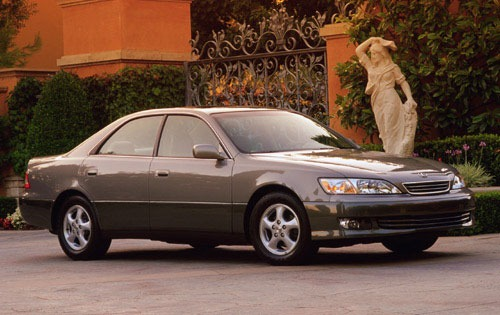 2000 Lexus IS #4
