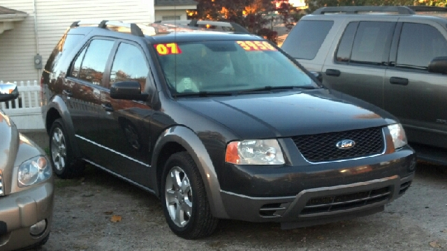 2007 Ford Freestyle #14