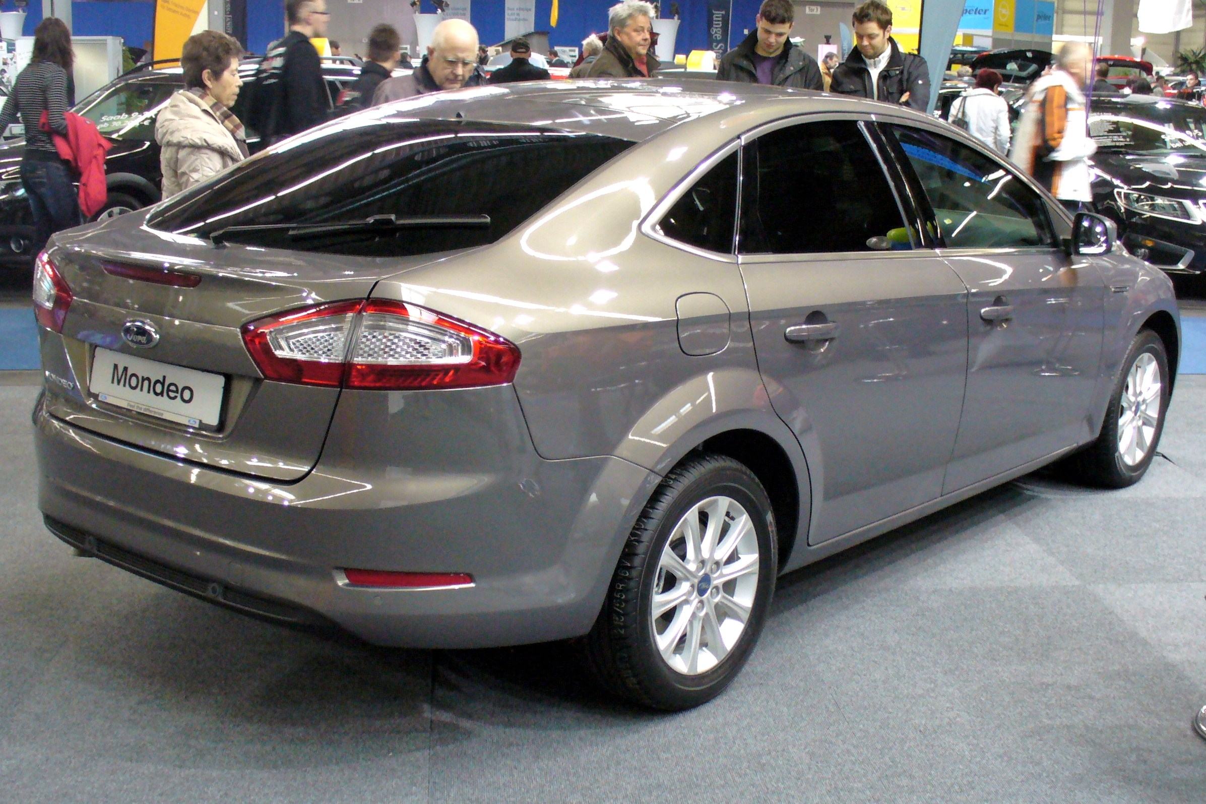 2010 Ford Mondeo #3