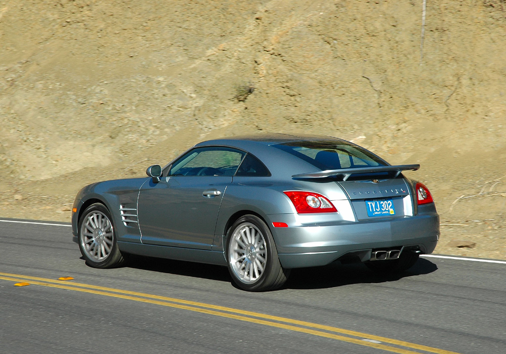 2006 Chrysler Crossfire #5