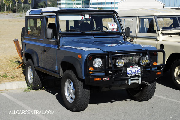 1993 Land Rover Defender #16