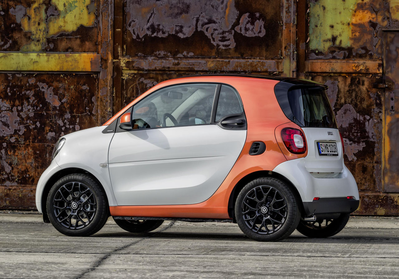 2015 Smart Fortwo #15