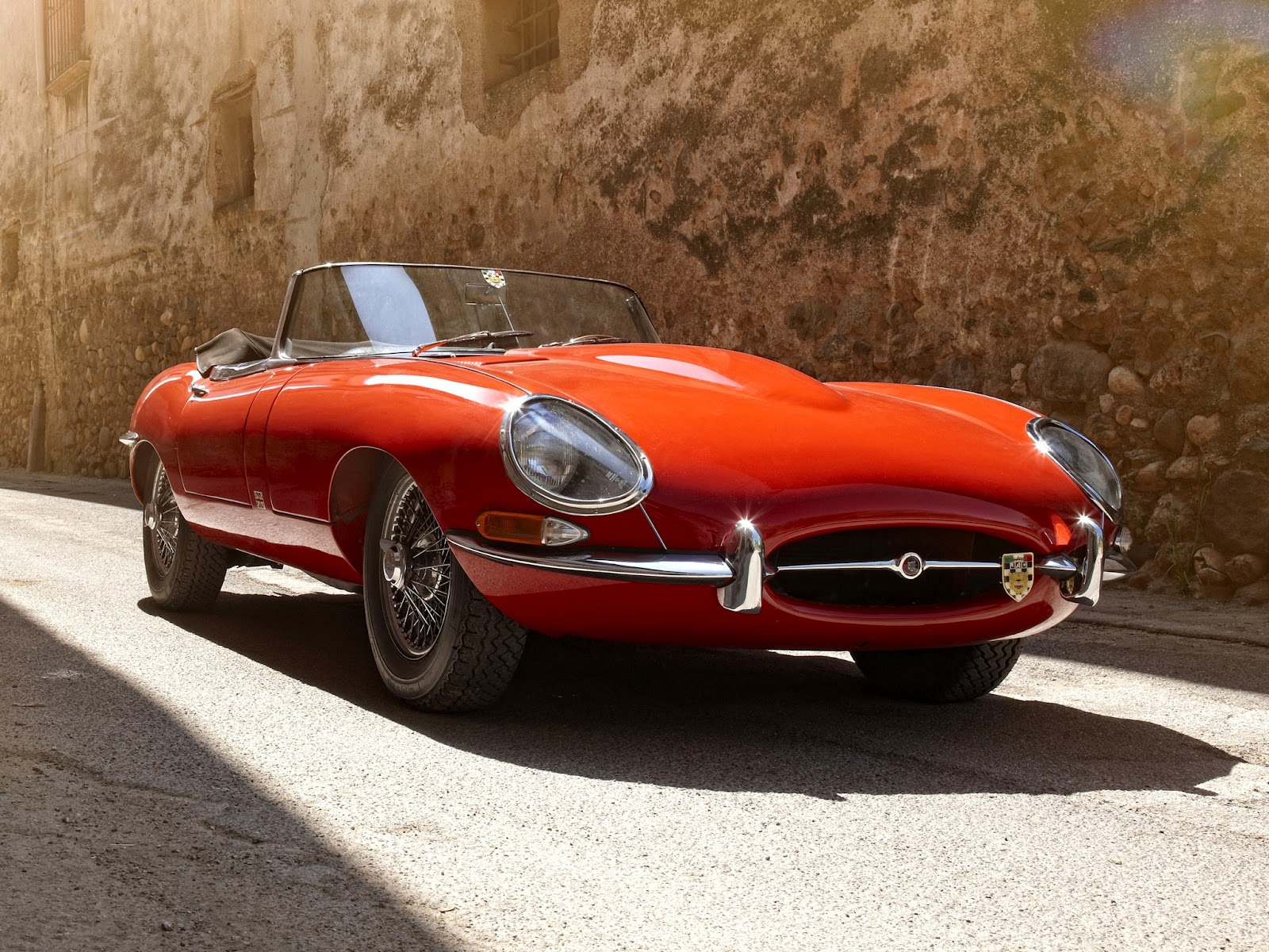 Jaguar E-Type #7