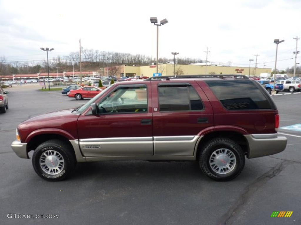 2000 GMC Jimmy #5