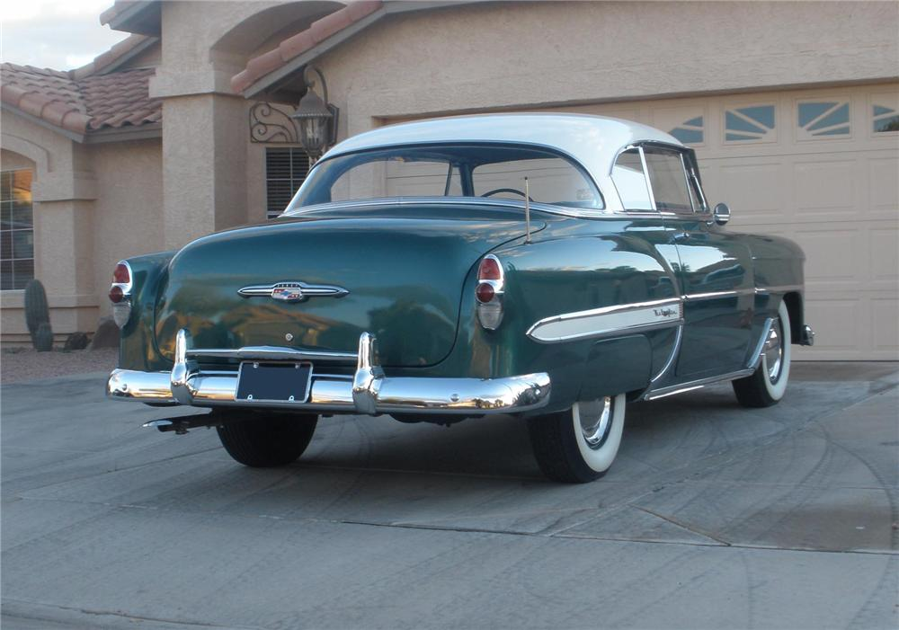1953 Chevrolet Bel Air #14