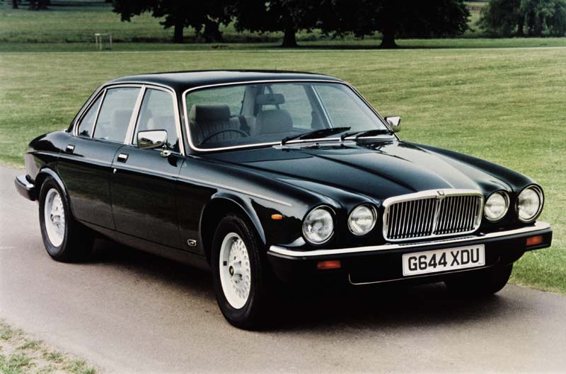 1990 Jaguar Xj-series #10