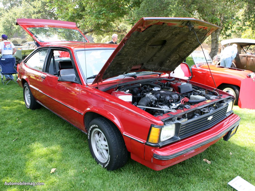 Chevrolet Citation #10