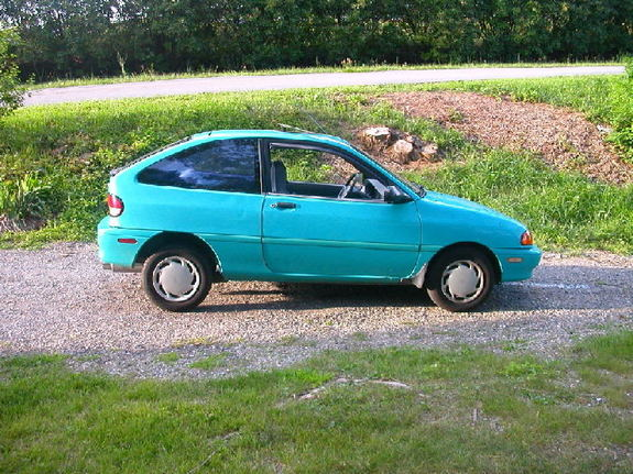 1994 Ford Aspire #7