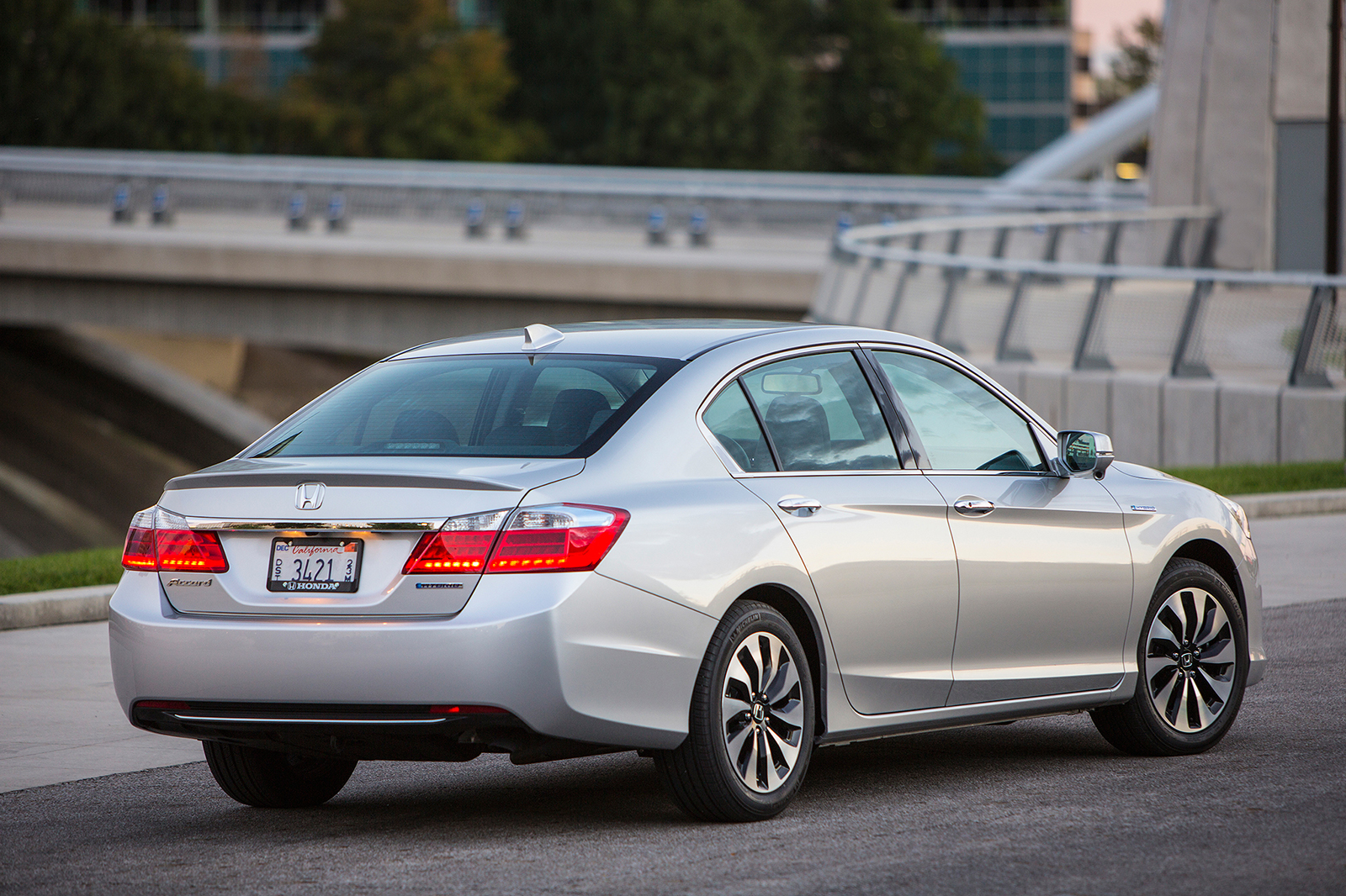 Honda Accord Hybrid #5