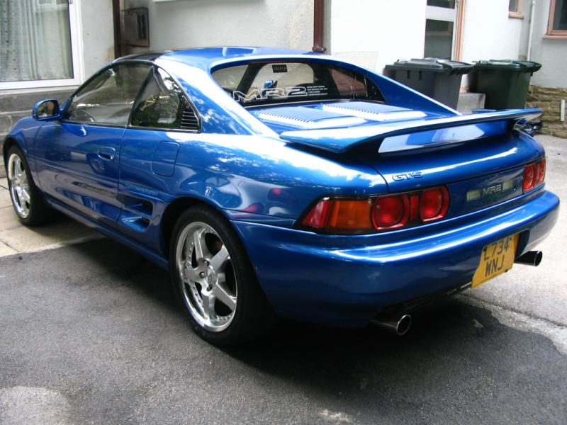 1994 Toyota Mr2 #10