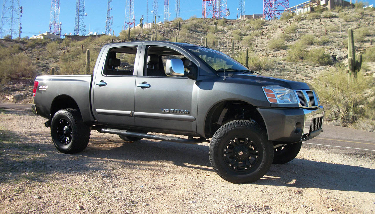 2006 nissan titan photos informations articles. Black Bedroom Furniture Sets. Home Design Ideas