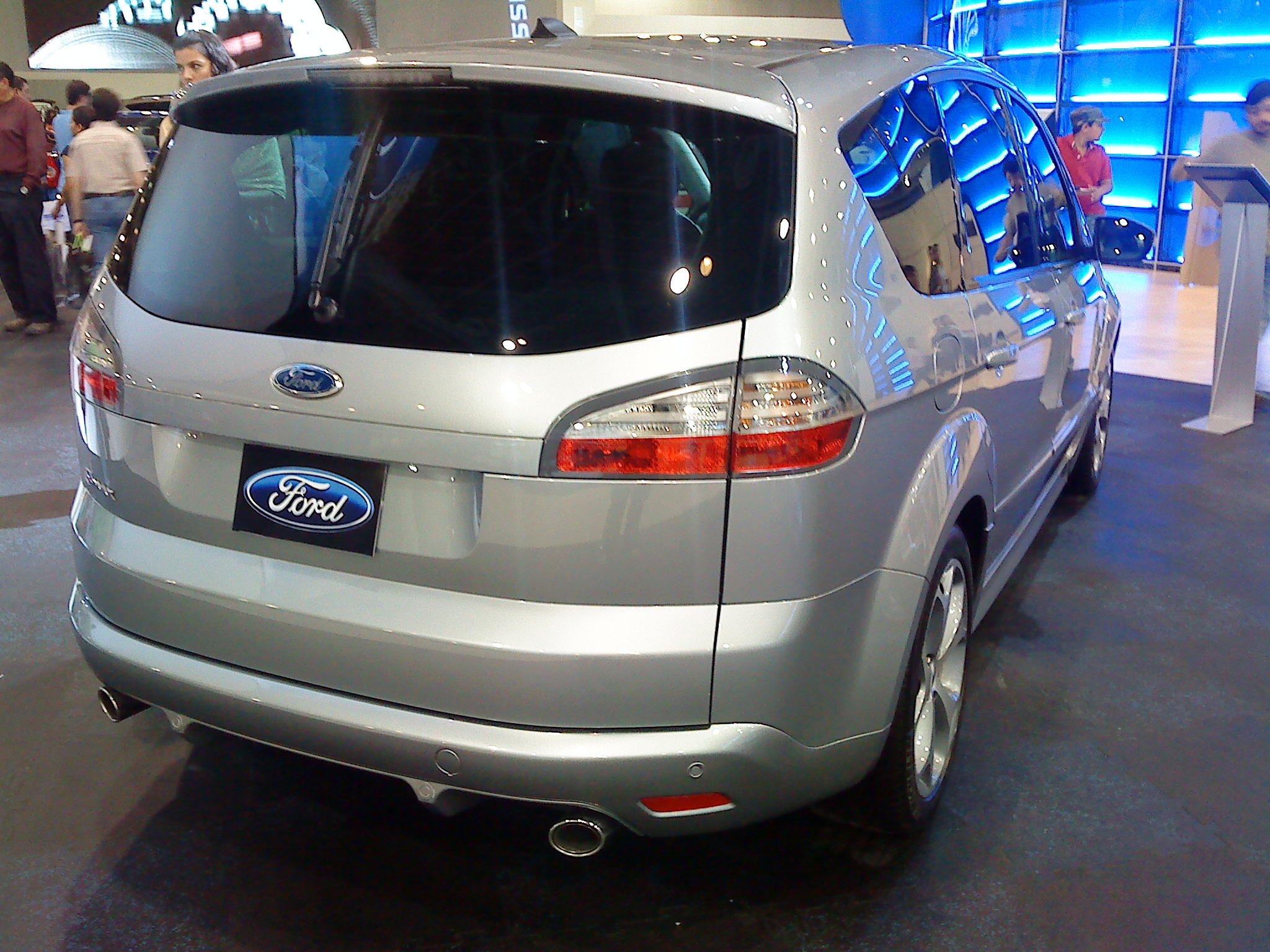 2008 Ford S-Max #15