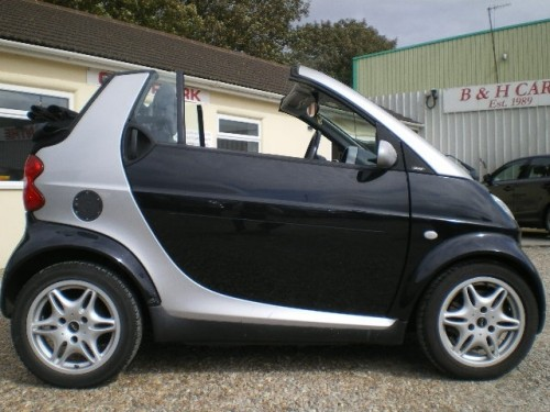 2002 Smart ForFour #13