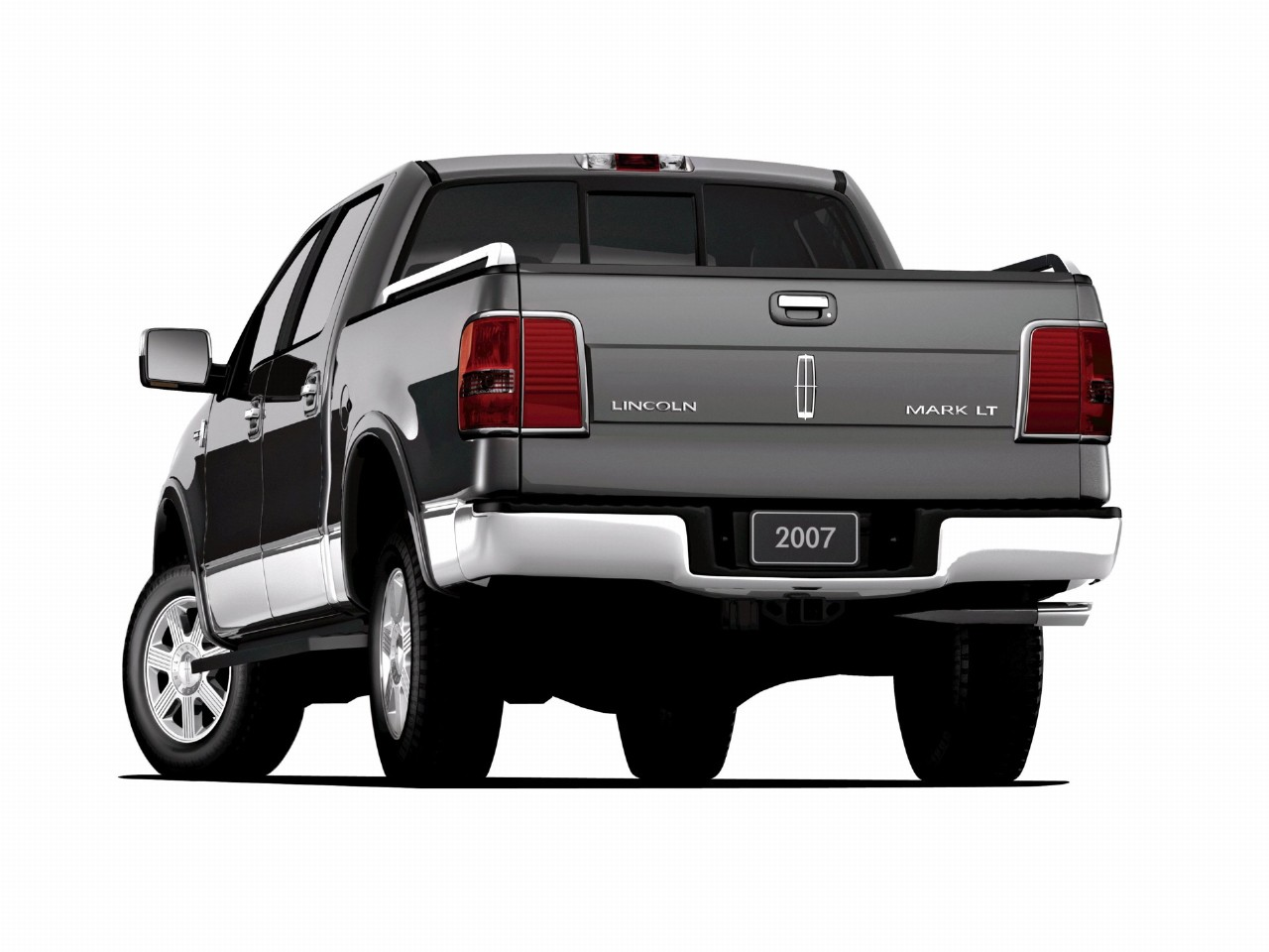 2007 Lincoln Mark Lt #10