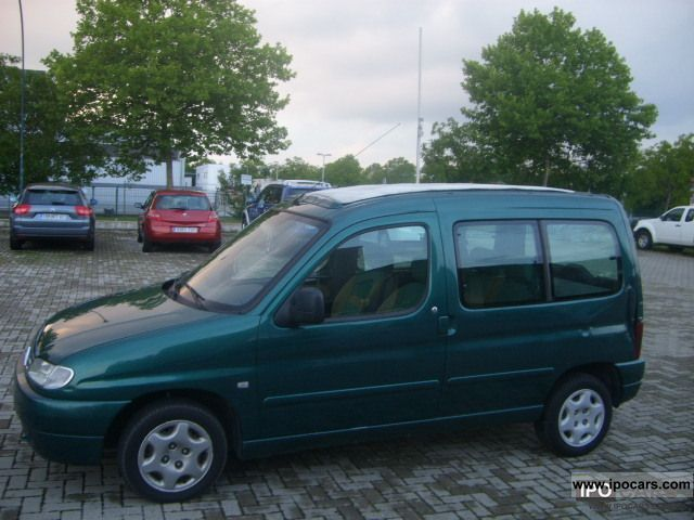 1998 Citroen Berlingo #10