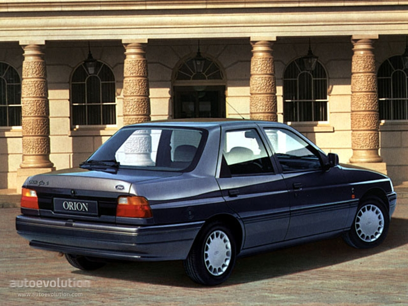1993 Ford Orion #6