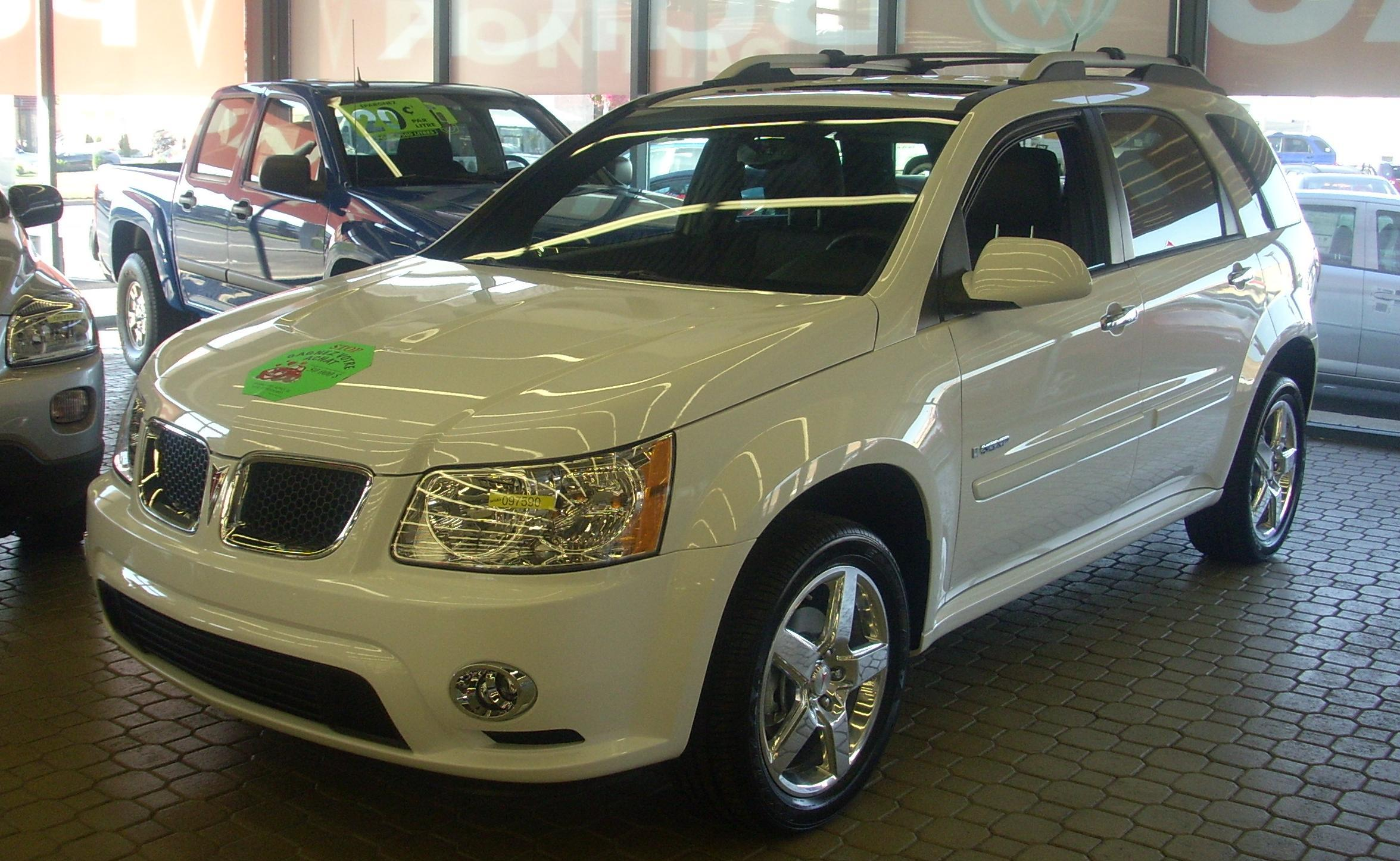 2009 Pontiac Torrent #12