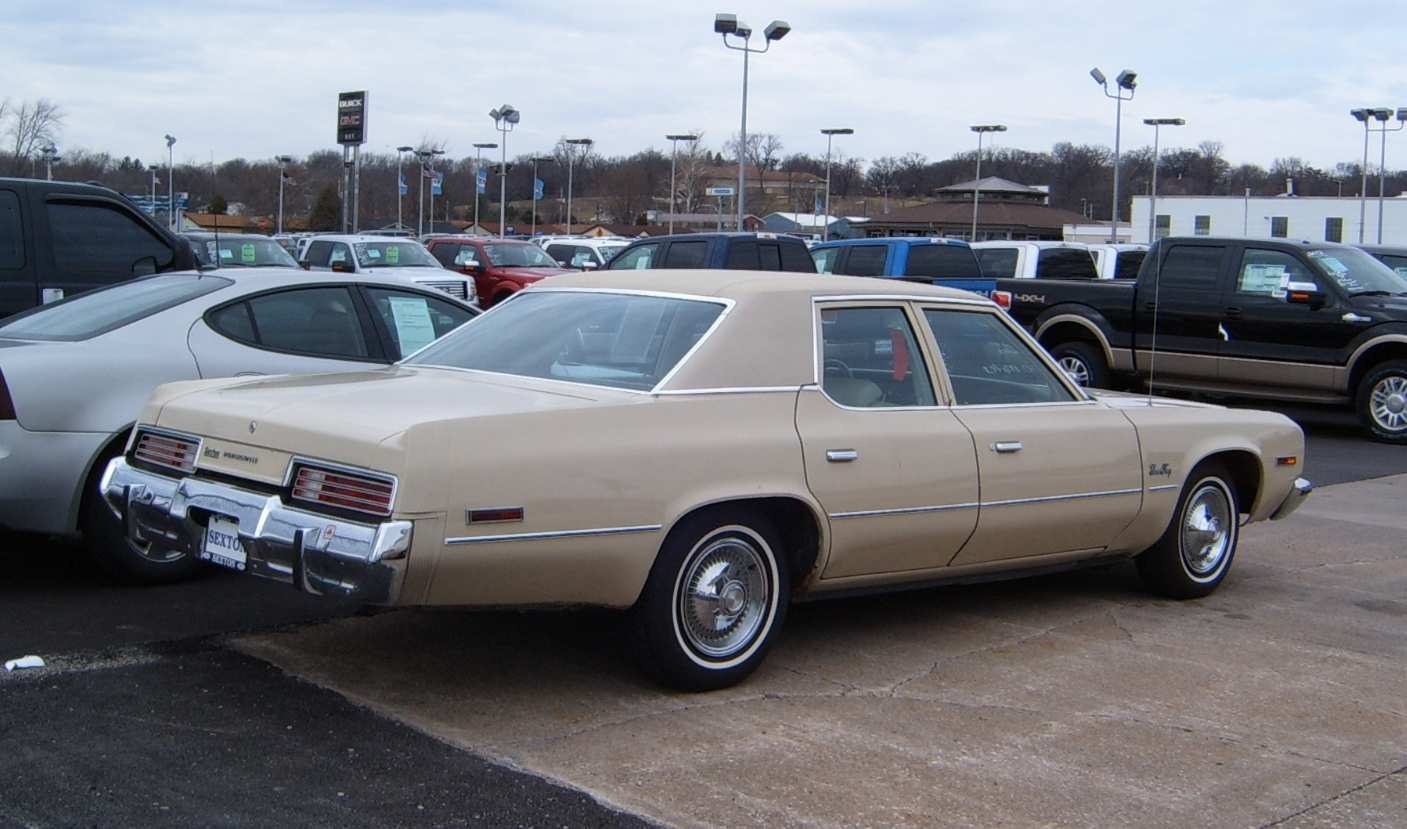 1975 Plymouth Volare #9