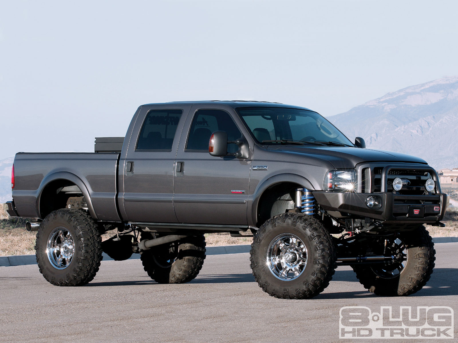 2007 Ford F-350 Super Duty #2