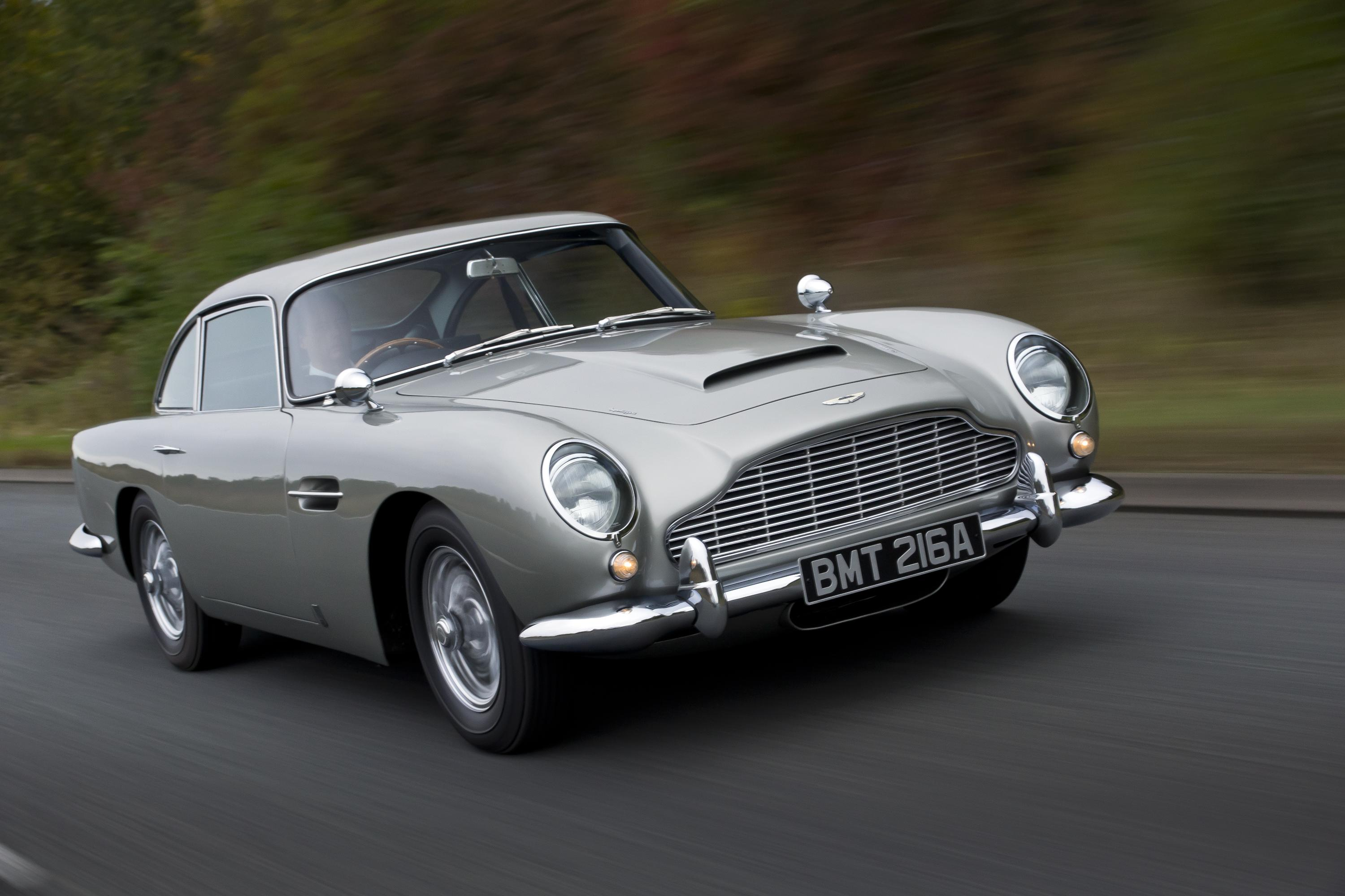 1963 aston martin db5 photos informations articles. Black Bedroom Furniture Sets. Home Design Ideas