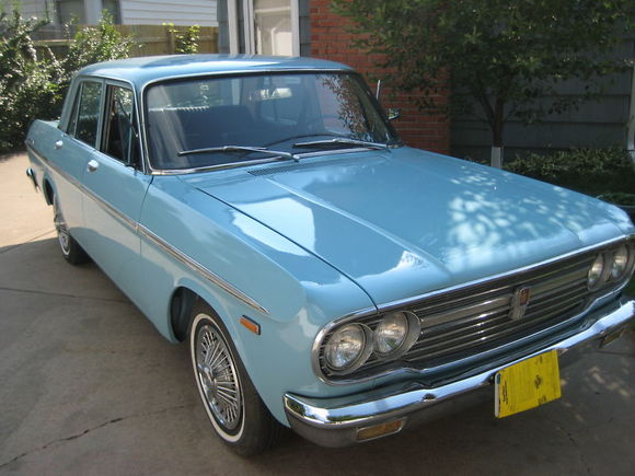 1967 Toyota Crown #1