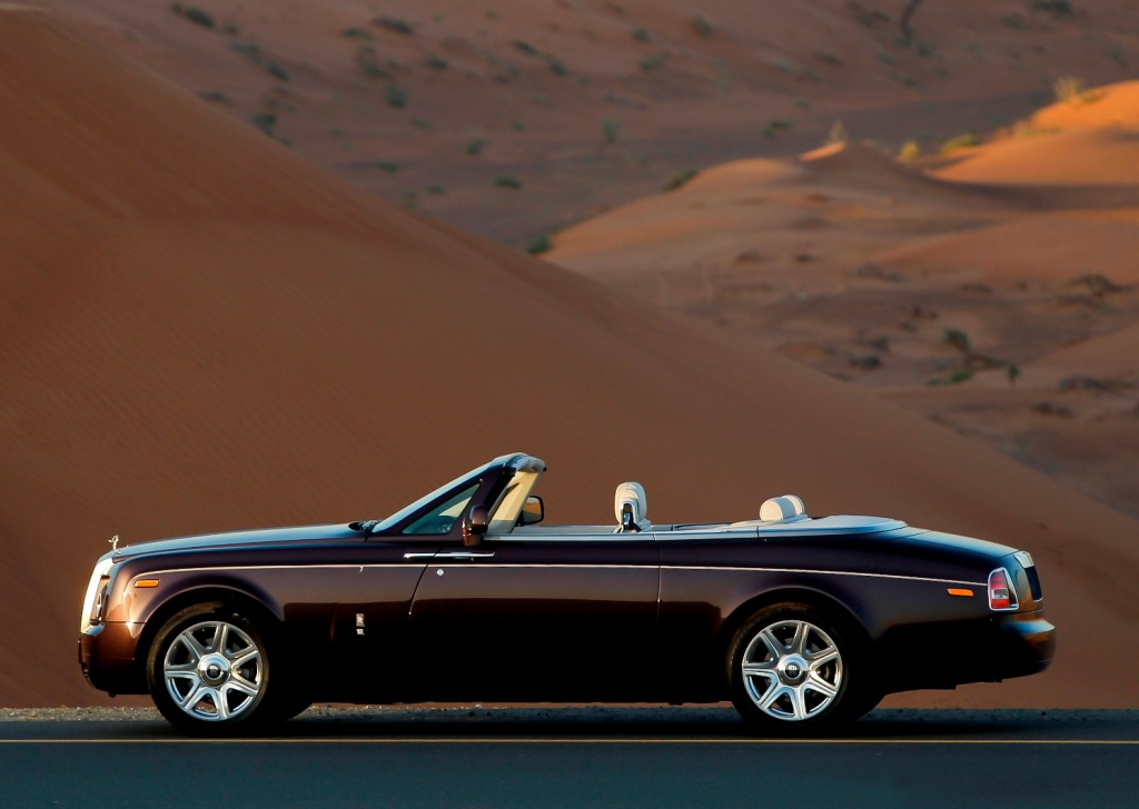Rolls royce Phantom Drophead Coupe #15