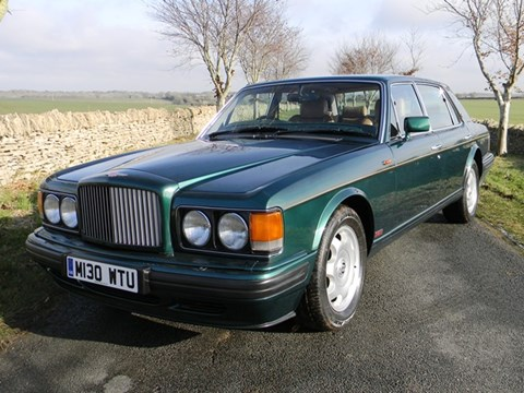 1994 Bentley Turbo #9