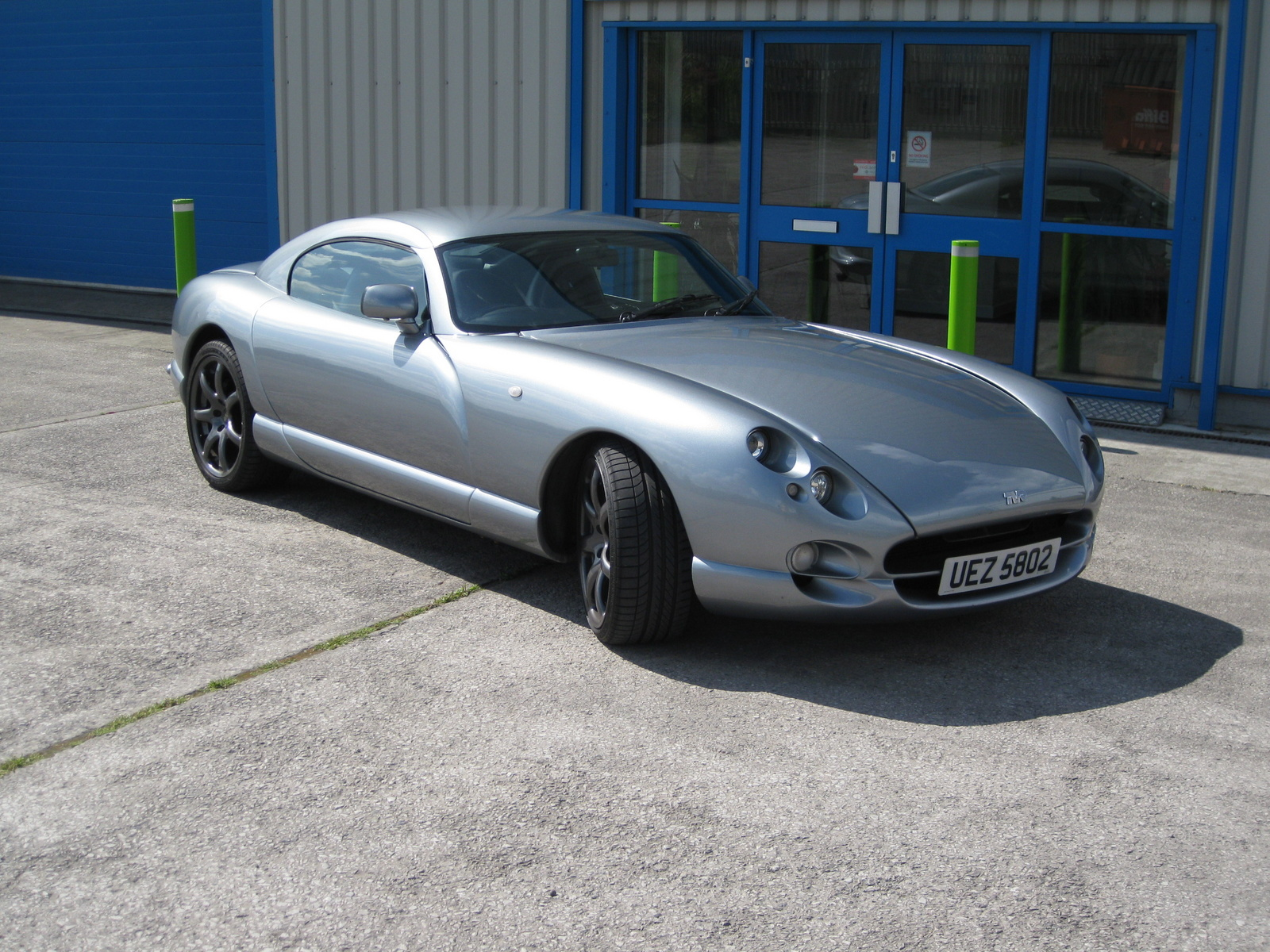 2003 TVR Griffith #8