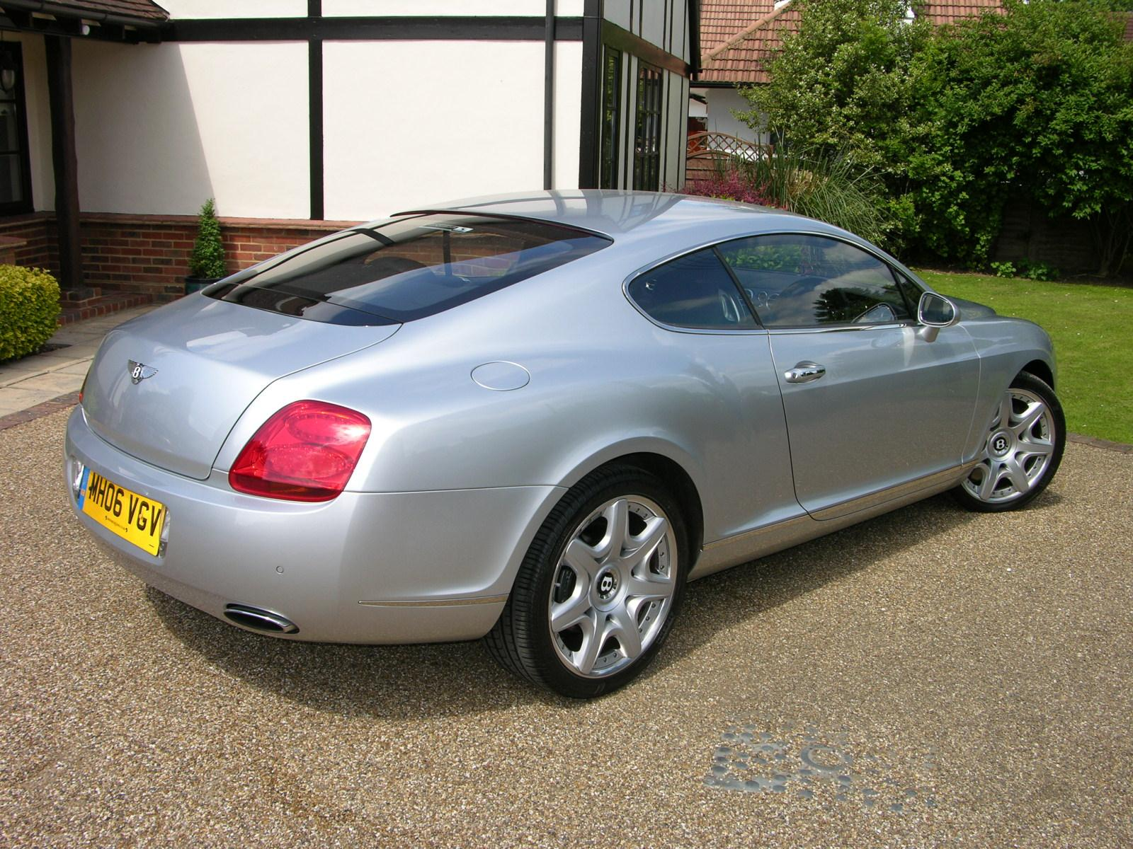 2006 Bentley Continental Gt #12