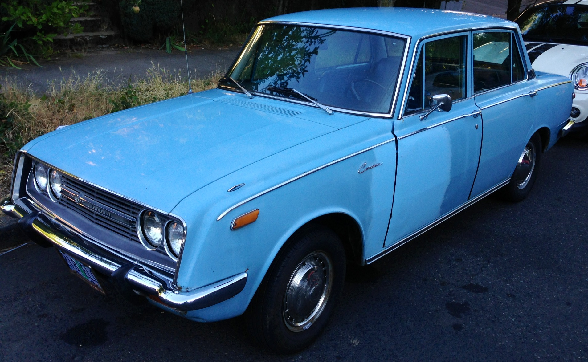 1962 Toyota Corona Photos Informations Articles