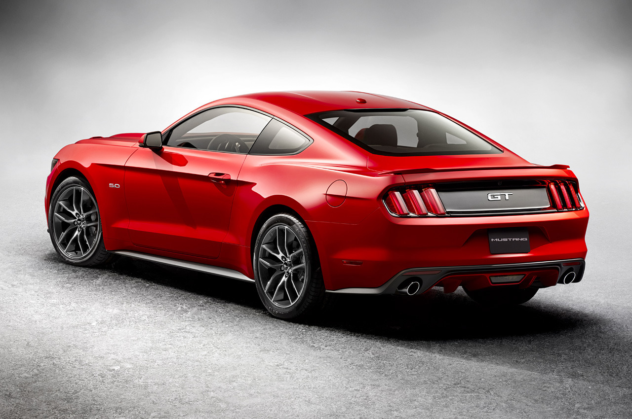 2015 Ford Mustang #10